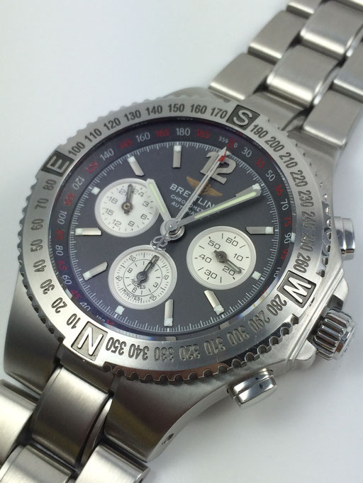 BREITLING HERCULES CHRONOGRAPH REF.: A-39362