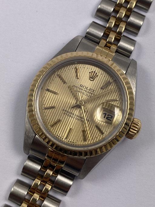 VINTAGE ROLEX TRITIUM LADY DATEJUST 69173 VON 1987