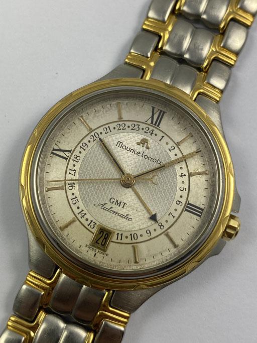 VINTAGE MAURICE LACROIX GMT AUTOMATIK REF.: 10557