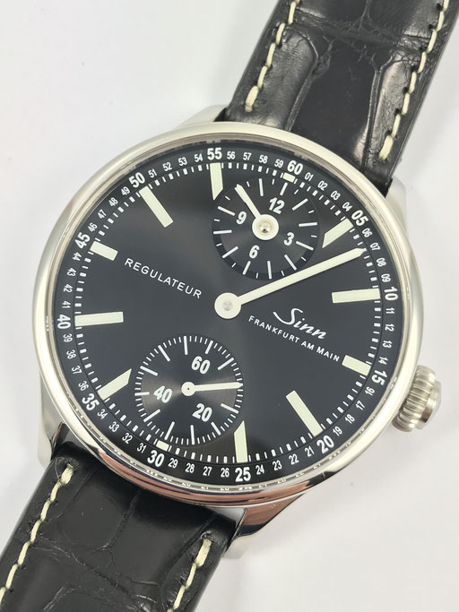 SINN 6100 TECHNIK FULL SET VON 2010 / REGULATEUR