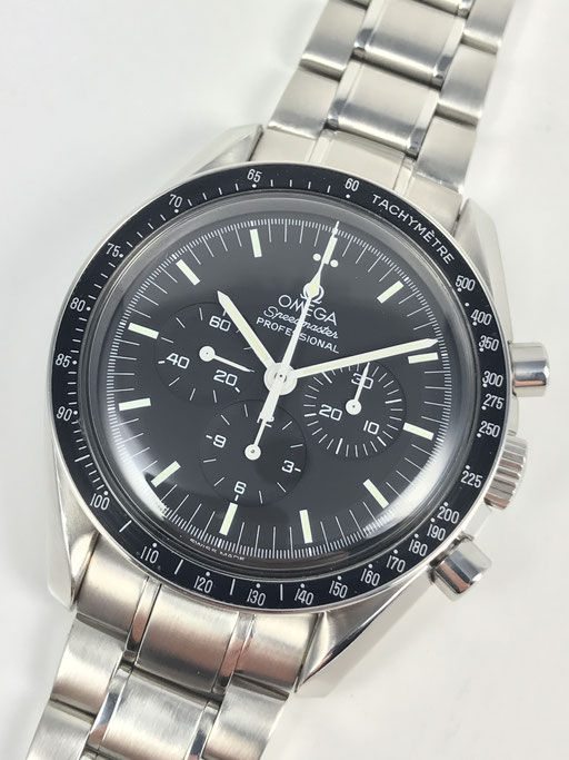 OMEGA SPEEDMASTER MOONWATCH VON 1995 REF. 35705000 - 145.0022