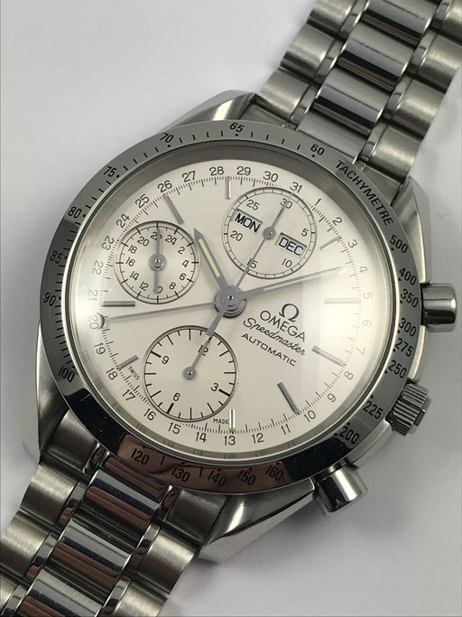 OMEGA SPEEDMASTER DAY DATE REF.: 3521.30 / 175.0044 VON 1997 FULL SET - VINTAGE
