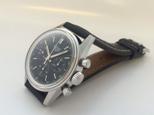 Heuer Carrera Chronograph Ref.: CS 3111