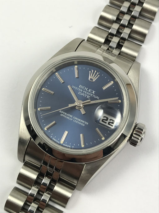 ROLEX LADY DATE REF: 69160 VON 1998 FULL SET