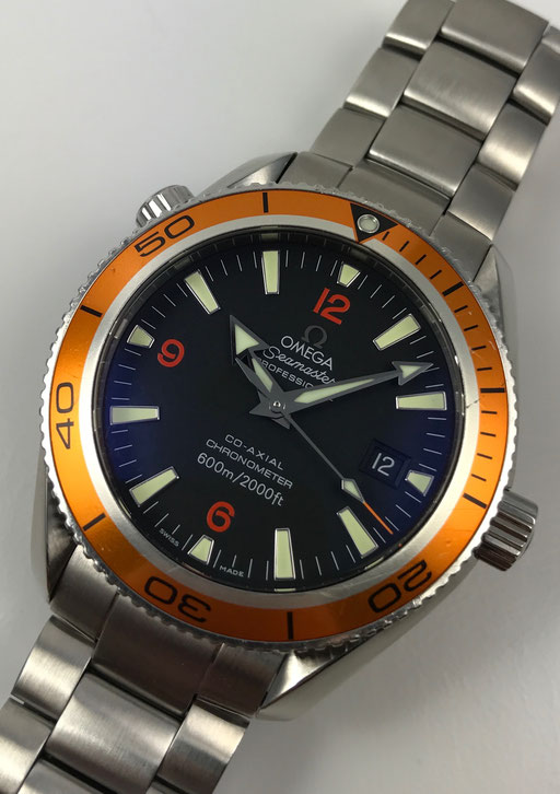 OMEGA SEAMASTER PLANET OCEAN CO-AXIAL CHRONOMETER REF.: 2209.50.00