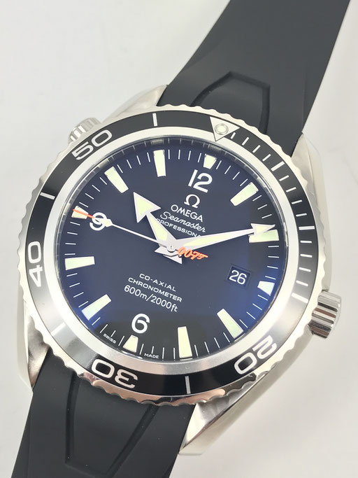 OMEGA PLANET OCEAN JAMES BOND 007 CASINO ROYALE REF: 2907.50.91 LIMITIERTE EDITION