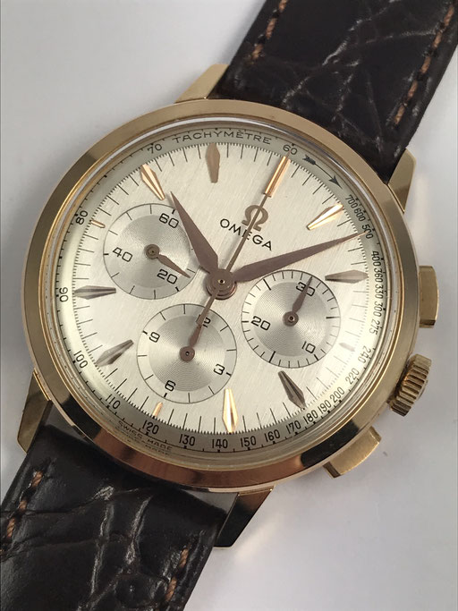 OMEGA VINTAGE CHRONOGRAPH CAL. 321 VON CA 1965 REF:101.009-65