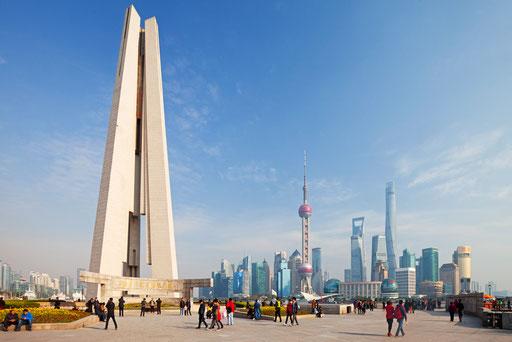 Der Bund - Shanghai-China