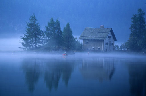 Silser See - Oberengadin-Schweiz
