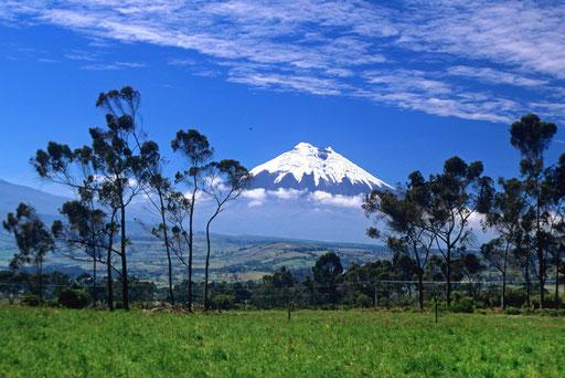 Cotopaxi - Equador