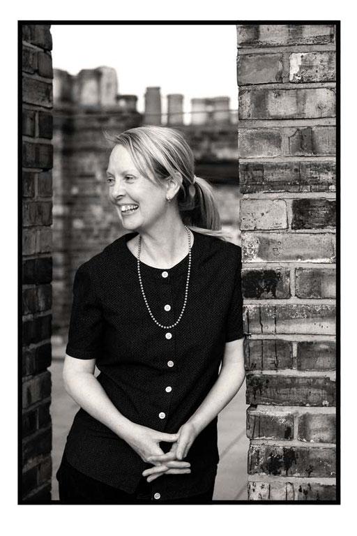 Eileen, editor & publisher of art publications,  2014
