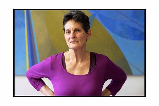 Ellen, artist & activist. 2017
