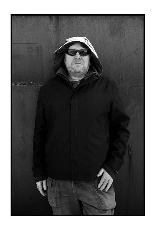Dave A, artist, 2013