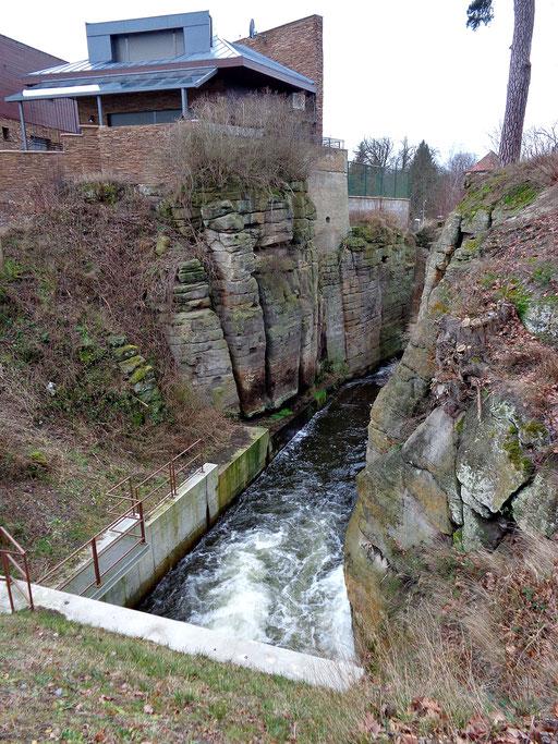 Staré Splavy - Thammühl