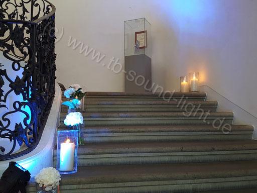 Hochzeits DJ Neuwied im Schloss Engers