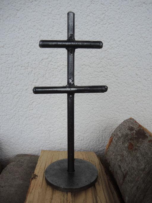 das Doppelkreuz von Bad Hersfeld...