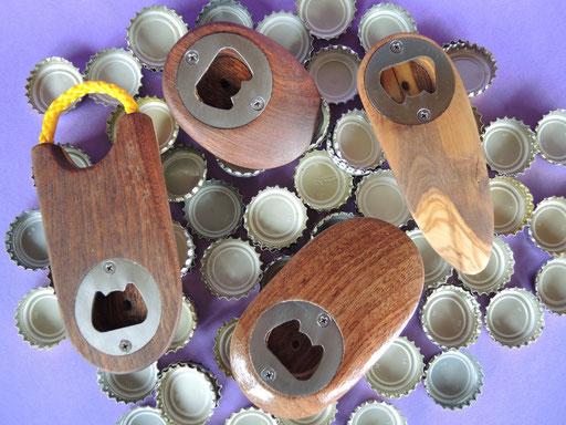 ...weitere Flaschenöffner auf dieser Seite und auf Nachfrage