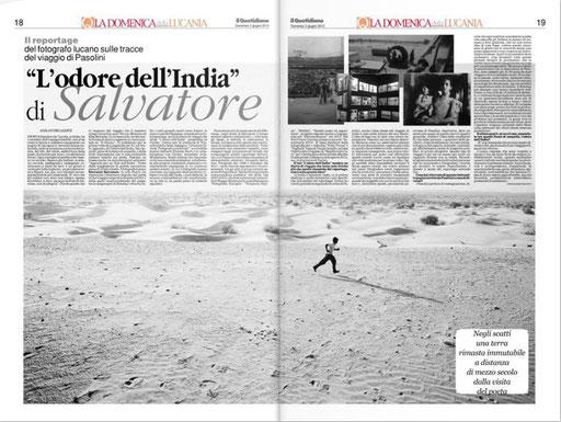 Il Quotidiano della Basilicata, 2 giugno 2013