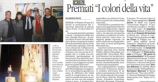 Il Quotidiano della Basilicata 6 maggio 2014