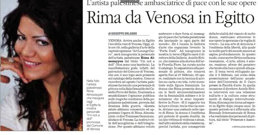 Il Quotidiano della Basilicata 07 febbraio 2015