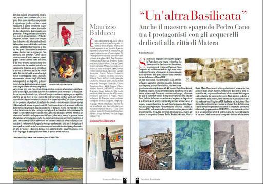 La Toscana. Periodico di cultura e attualità, settembre 2016