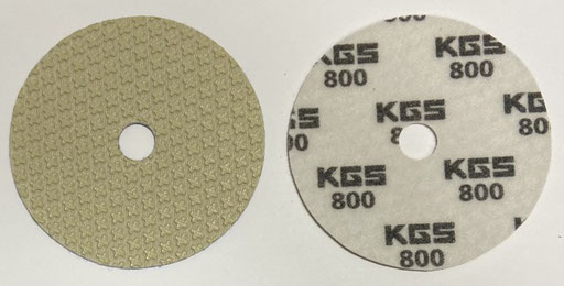 ダブルエックスポリッシングディスク #800