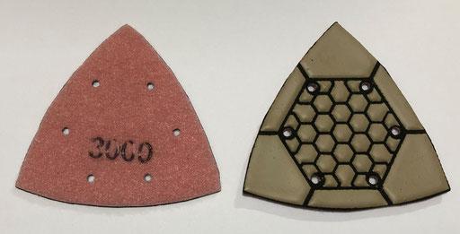 三角レジンパッド #3000