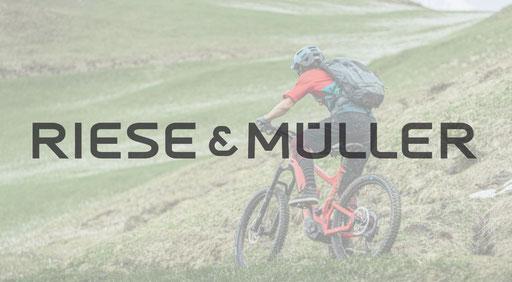 e-Mountainbikes von Riese & Müller 2021 im Detail mit Specs und Rahmengeometrien