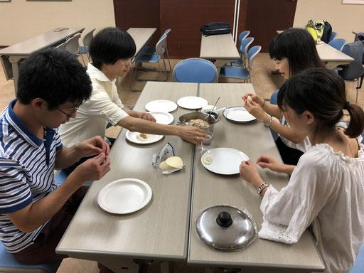 Party @ Ninomiya house, Tsukuba