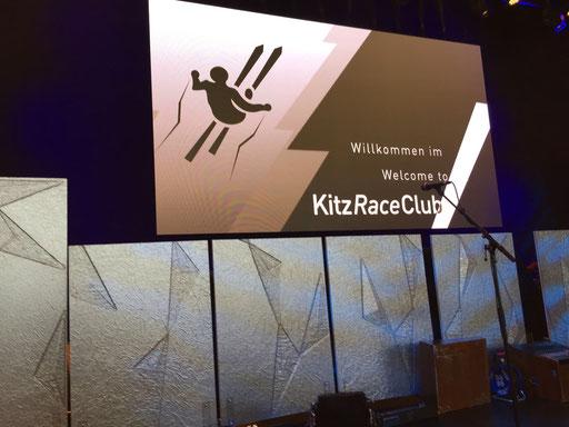 Kitz Raceclub 2017 - Bühnendeko - Acryl-Eis