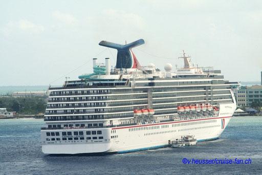 Carnival Legend - Grand Cayman