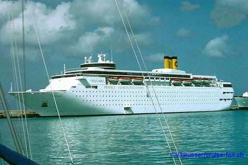 Costa Classica - Barbados 1994