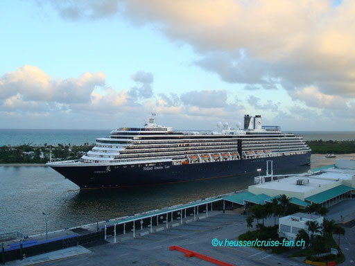 Zuiderdam - Port Everglades/Miami