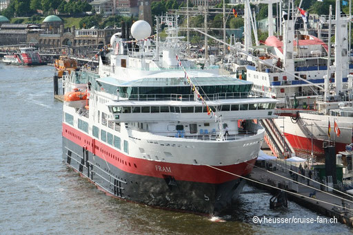 FRAM - Hamburg 2007