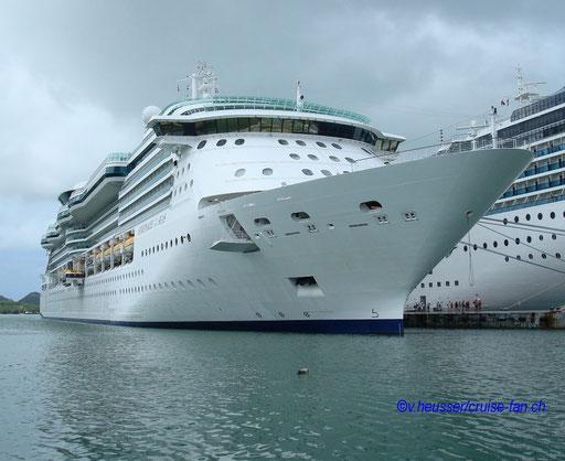 Serenade of the Seas - Antiqua