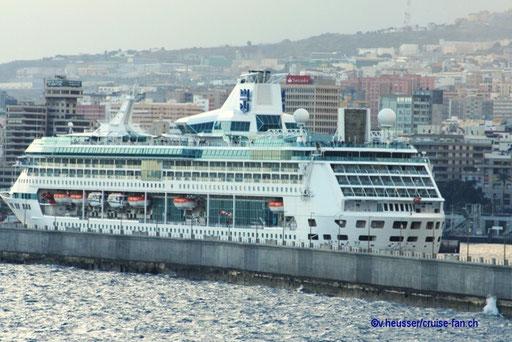 Legend of the Seas - St. Cruz de Tenerife 2007