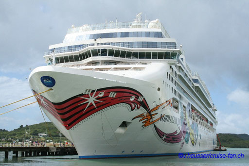 Norwegian Jewel - St. Johns/Antiqua