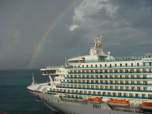 Golden Princess - St. Maarten 2002