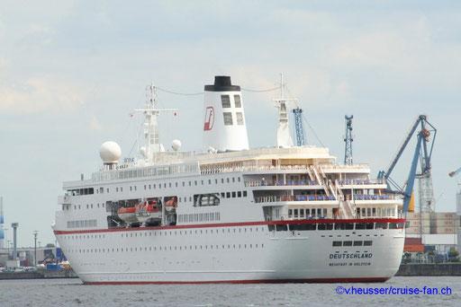 MS Deutschland - Hamburg 2008
