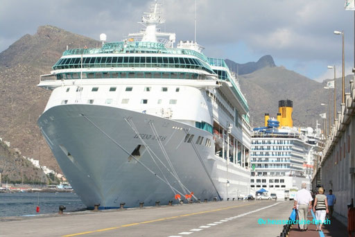 Legend of the Seas - St. Cruz de Tenerife