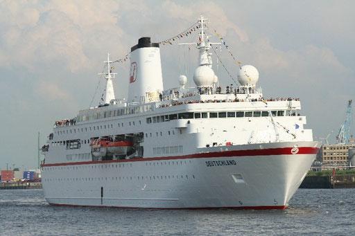 MS Deutschland Hamburg 2009