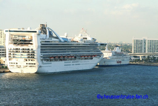 Grand Princess - Port Everglades/Miami
