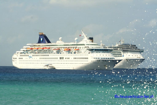 Norwegian Majestic - Grand Cayman