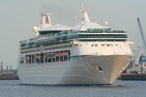 Vision of the Seas in Hamburg 2009