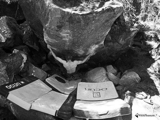 """Linserboulder"" - Magic Wood/Avers"