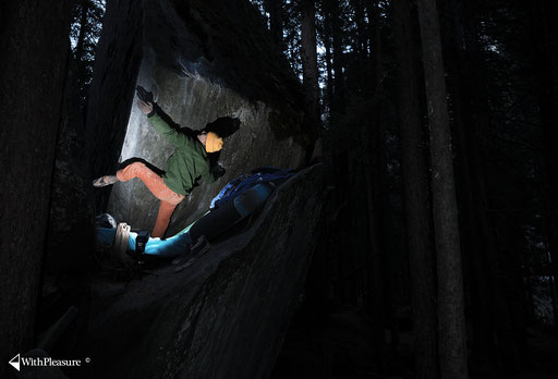 """Ramun in """"The Gift"""" - Magic Wood/Avers"""