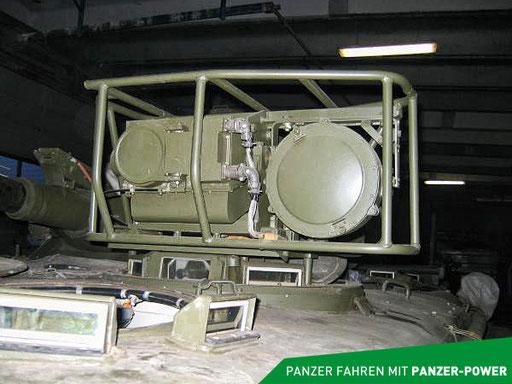 BMP BPzV-1 Gefechtsfeldradar