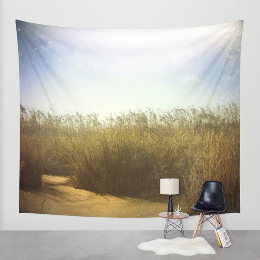 Wall tapestry, Little Swamp