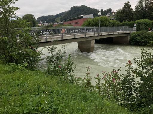 Am Salzbergwerk - Treffpunkt
