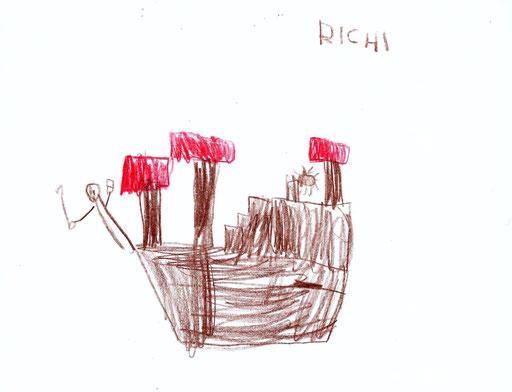 Richi - vascello fantasma